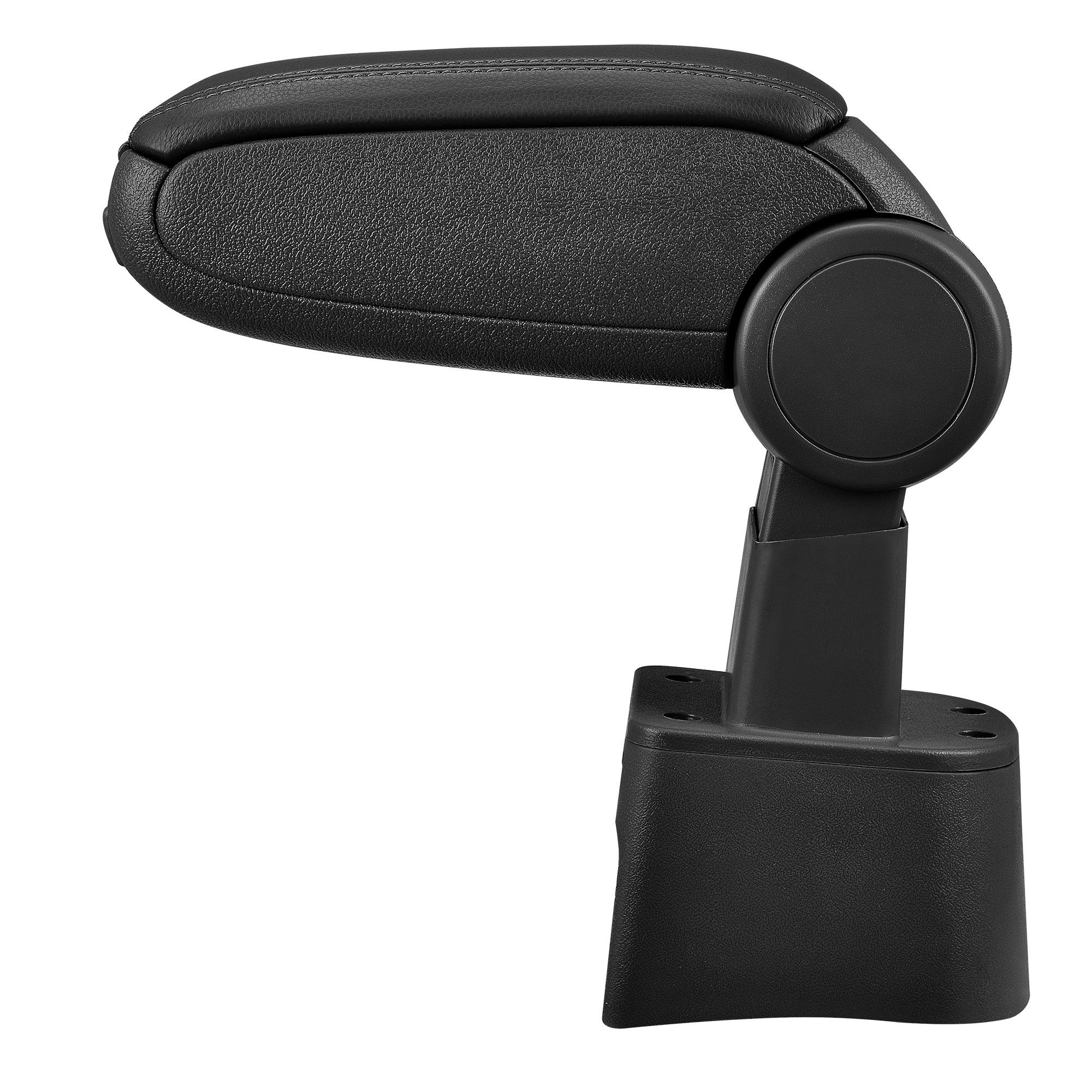 accoudoir neuf seat ibiza 3 iii cordoba type 6l fr cupra 2002 2008 cuir noir ebay. Black Bedroom Furniture Sets. Home Design Ideas