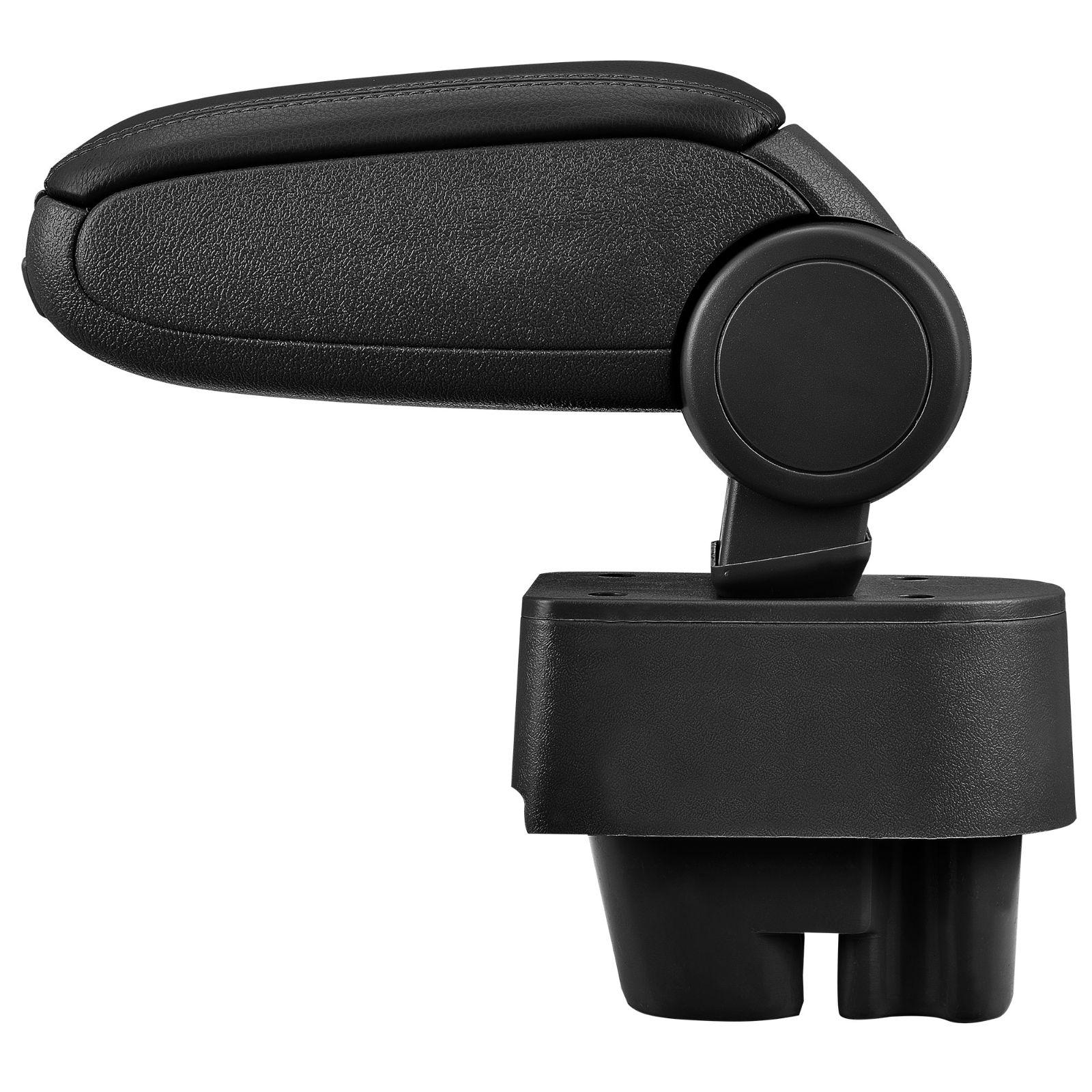 accoudoir central peugeot 207 207 cc 207 sw cuir noir neuf ebay. Black Bedroom Furniture Sets. Home Design Ideas