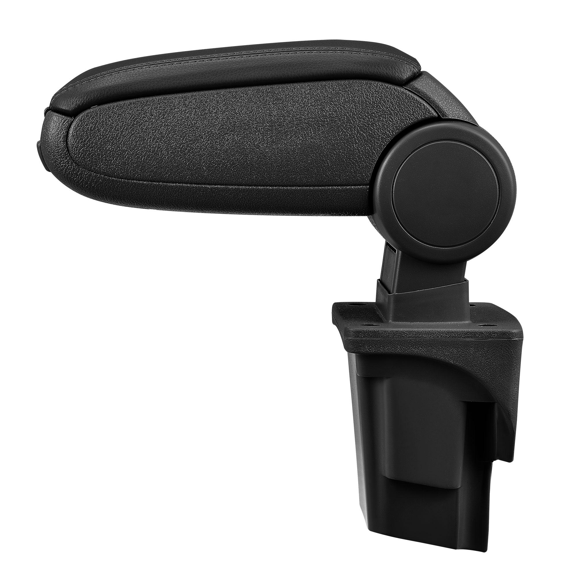 accoudoir neuf seat leon 2 ii type 1p 2005 2009 cuir noir eur 44 90 picclick fr. Black Bedroom Furniture Sets. Home Design Ideas