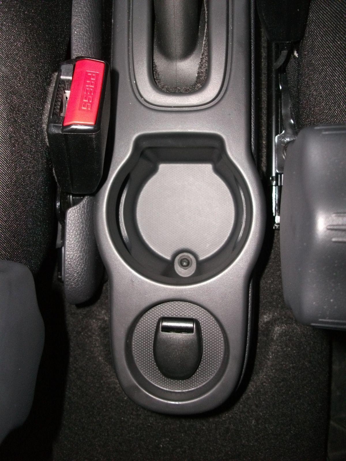Bracciolo Portaoggetti Dacia Duster 2010 2017 Nero Nuovo
