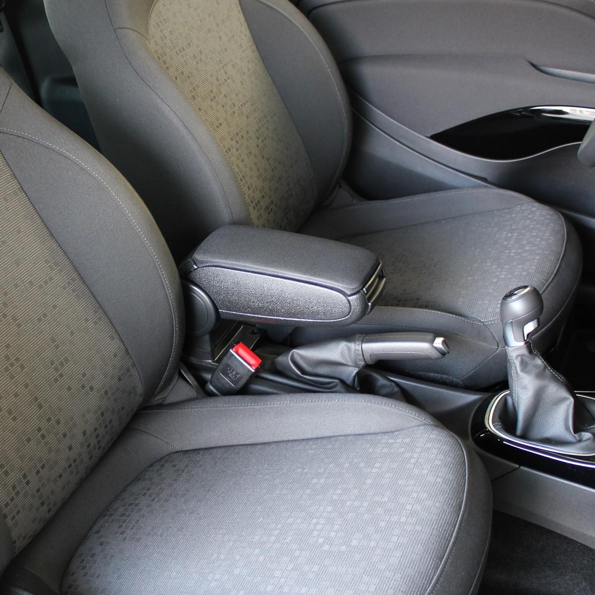 2016-2018 Accoudoir central Chevrolet Spark tissu noir neuf