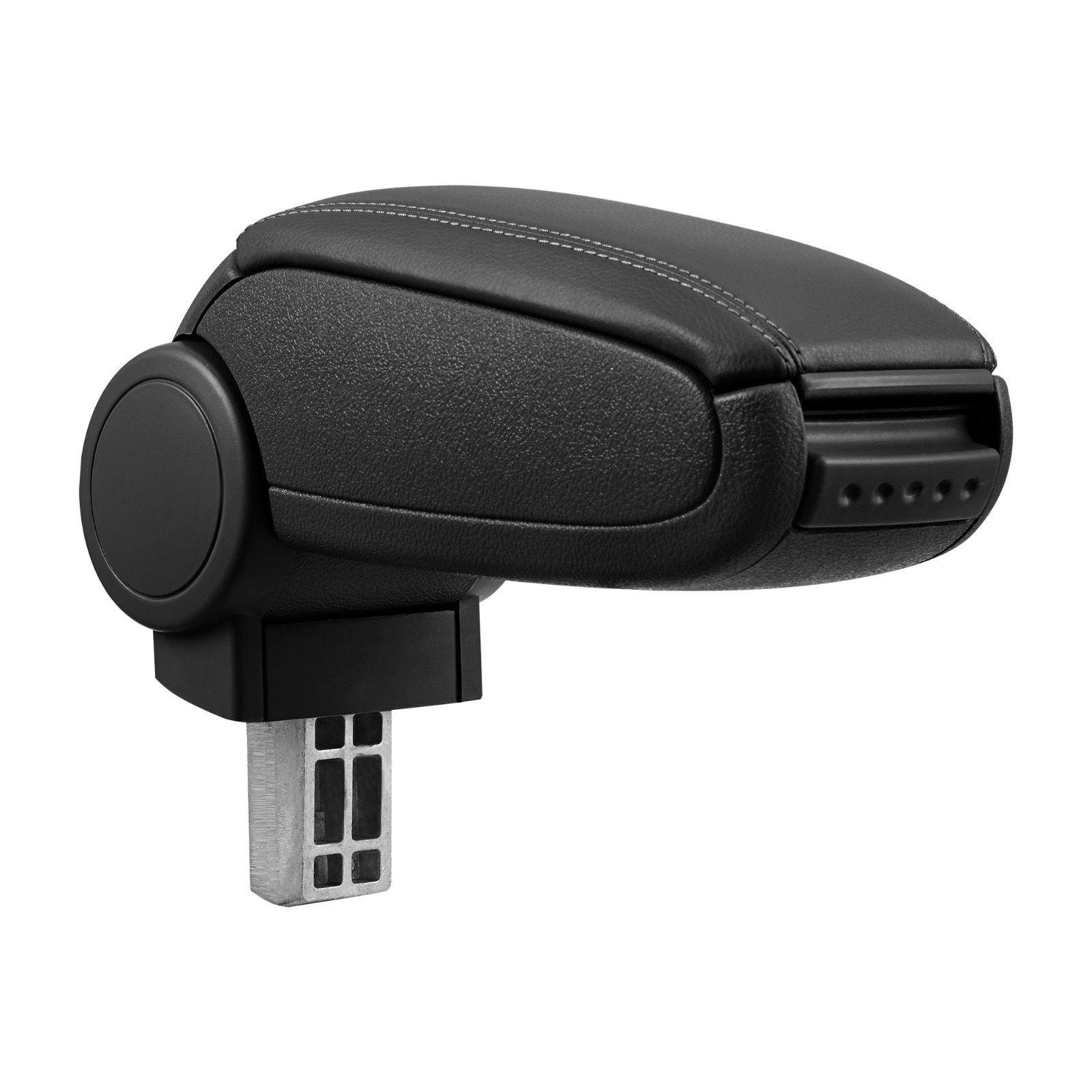 2012+ Reposabrazos negro para adaptarse a Clio IV